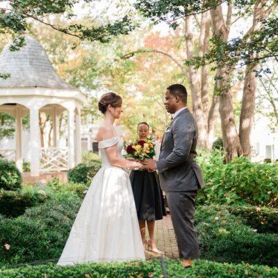 Garden wedding-Leora Willis-With This Ring I Thee Wedd Ceremonies